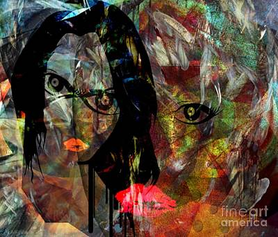 Trial Mixed Media - Trials - Lessons Of The Believers by Fania Simon