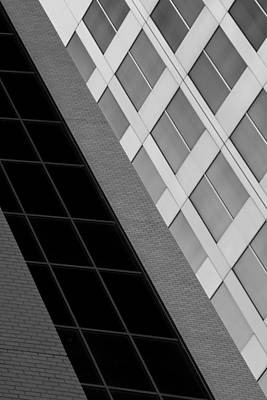 Photograph - Triangles by KM Corcoran