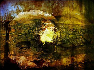 Trigeminal Neuralgia 2 Print by Ian MacQueen