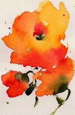 Trio Print by Anne Duke