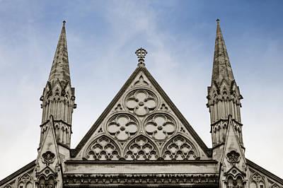 Hallmark Photograph - Trio At Westminster by Christi Kraft