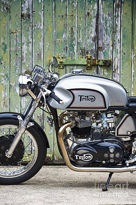 60s Photograph - Triton In Colour  by Tim Gainey