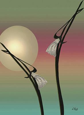 Tropic Mood Print by Gordon Beck