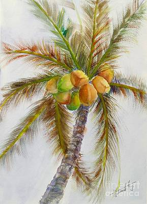 Tropical  Delight Print by Mohamed Hirji