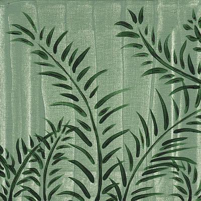 Tropical Art Painting - Tropical Splash 3 By Madart by Megan Duncanson