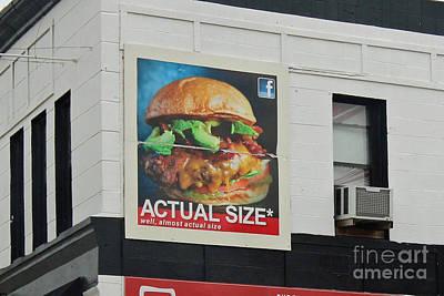 Truth In Advertising Print by Joe Jake Pratt