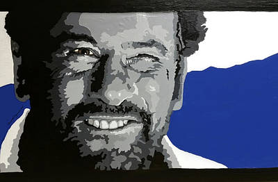 Tuco In The Good, The Bad, The Ugly Original by Elizabeth Lisy Figueroa
