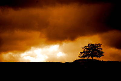 Storm Photograph - Tumultous by Emily Stauring