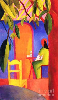 Turkish Cafe II Print by Pg Reproductions