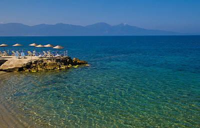 Photograph - Turkish Resort by Kobby Dagan