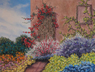 Tuscan Delusions Print by Stanza Widen