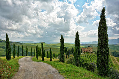 Winery Photograph - Tuscan Winery 2 by Joachim G Pinkawa
