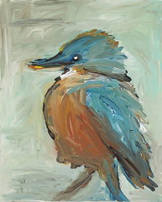 Painting - Tweet by Chelle Fazal