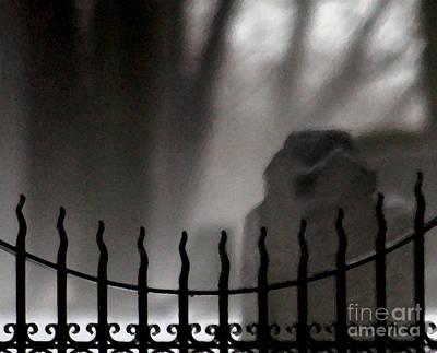 Twilight Beyond Grace Print by Linda Shafer