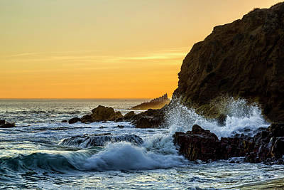 Two Rock Point Print by Kelley King