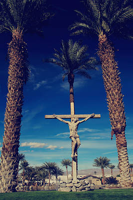 Jesus Crucifixion Photograph - Ultimate Sacrifice by Laurie Search