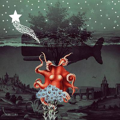 Under Sea Adventure Print by Suzanne Carter