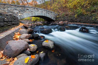 Minnesota Twins Photograph - Under The Bridge by Ernesto Ruiz