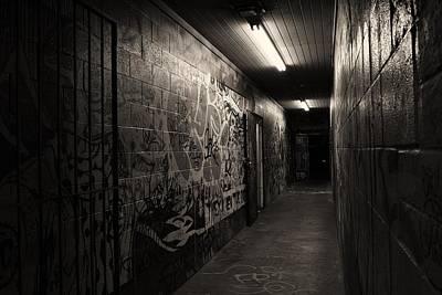 Danny Garcia Photograph - Underground by Danny Garcia
