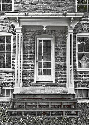 Underground Railroad - Tubman House Print by Stephen Stookey