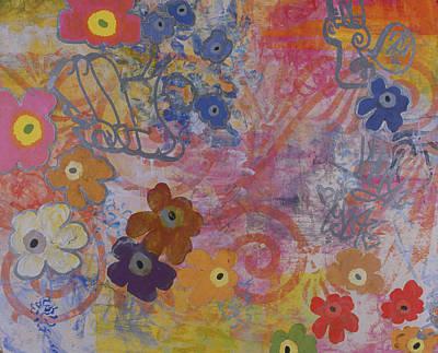 Untitled 006 Print by Gloria Von Sperling