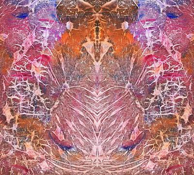 Mirroring Digital Art - Untitled 6 by Sumit Mehndiratta