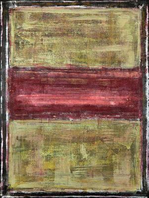 Untitled No. 21 Print by Julie Niemela