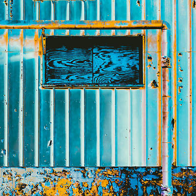 Window Photograph - Up And Over by Lee Harland