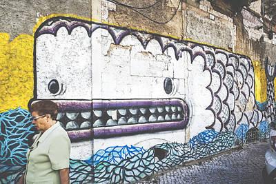 Urban Art Print by Andre Goncalves