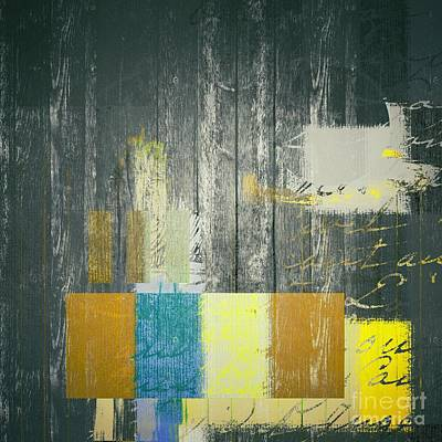 Abstract Forms Digital Art - Urban Artan - 31bb by Variance Collections