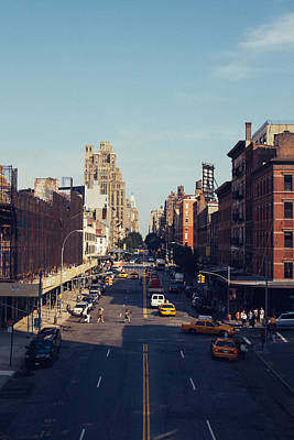 Photograph - Urban New York by Thomas Richter