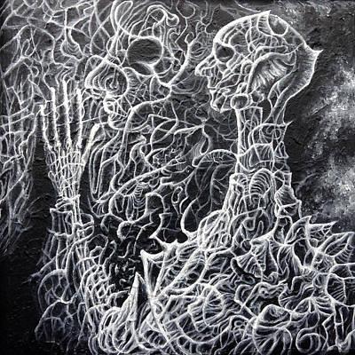 Uriel's Obsession Original by Frank Heiler
