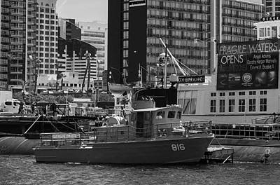 Photograph - Us Navy Swift Boat by Tommy Anderson