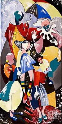 Us - The Manipulated Ones Original by Elisabeta Hermann