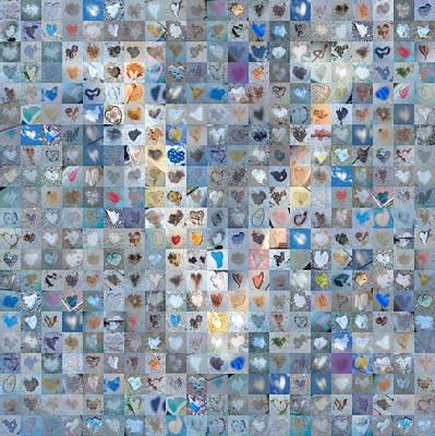 Digital Art - V In Cloud by Boy Sees Hearts
