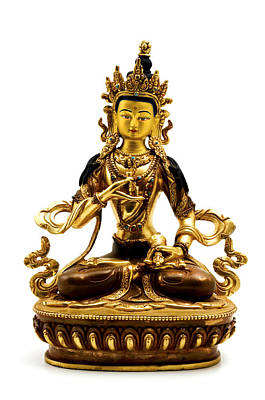Cut Out Photograph - Vajrasattva by Fabrizio Troiani