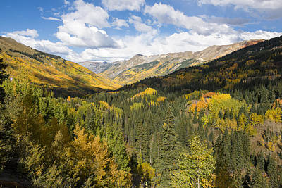 Valley Of Coloration Original by Jon Glaser