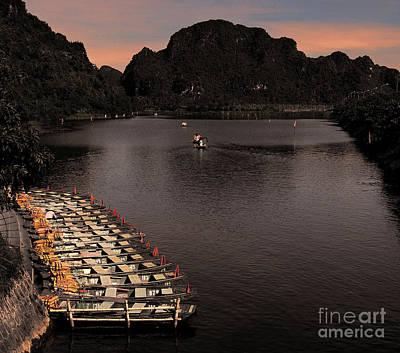 Binh Photograph - Van Long Reserve 5 by Chuck Kuhn