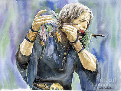 Varius Coloribus Painting - Varius Coloribus by Yuriy  Shevchuk