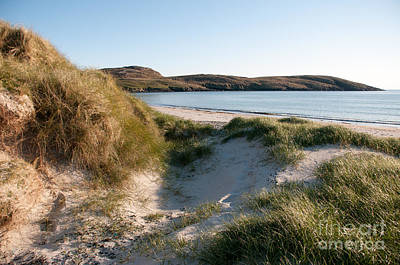 Bay Photograph - Vatersay Bay by Stephen Smith