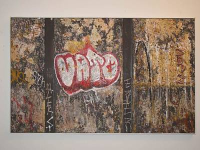 Vato Painting - Vato by James Widerman