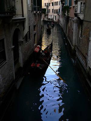 Venice-3 Print by Valeriy Mavlo