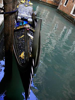 Venice-5 Print by Valeriy Mavlo