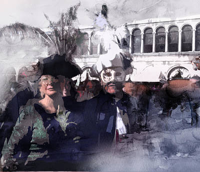 Venice Print by Jani Heinonen