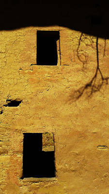 Architecture Photograph - Ventanas De La Mesa by Skip Hunt