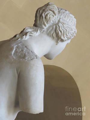 Venus De Milo Print by Ann Horn