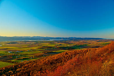 Vermont View Print by Mike Horvath