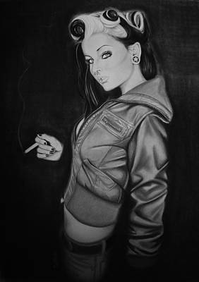 Veronica Original by Marvin Qualls