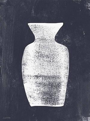 Ceramic Art Painting - Vessel 2- Art By Linda Woods by Linda Woods