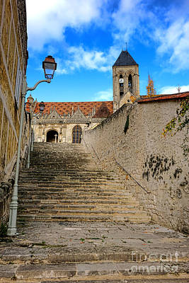 Vetheuil Photograph - Vetheuil by Olivier Le Queinec